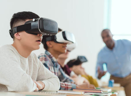 How is Immersive Learning transforming the educational and training landscape?