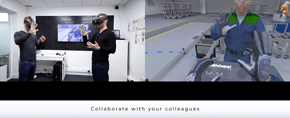 VR Collaboration- Light&Shadows