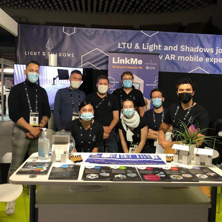 CP – L&S participe avec LTU à Laval Virtual 2021