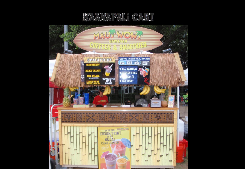 Kaanapali Cart