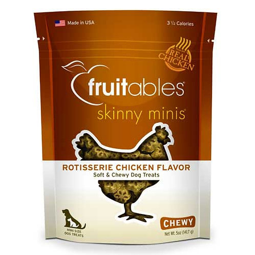 Fruitables Skinny Mini Rotisserie Chicken Flavor 5oz