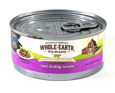 Whole Earth Farms Turkey Morsels in Gravy