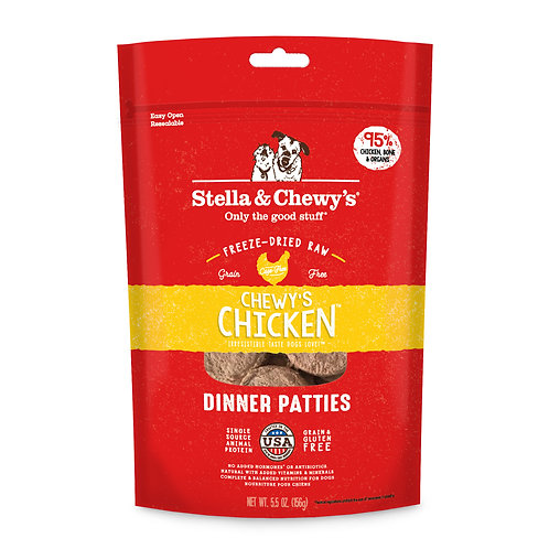 Stella & Chewy's Freeze Dried Chicken