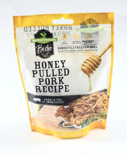 Betsy Farms Honey Pulled Pork Recipe Jerky