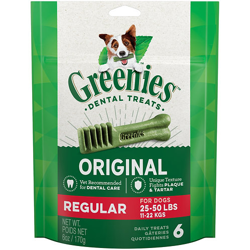 Greenie's Regular Dental Chews