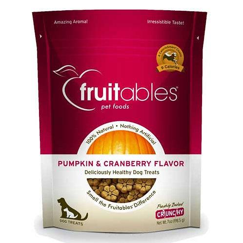 Fruitables Pumpkin & Cranberry Flavor 5oz