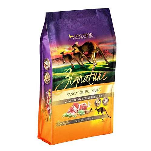 Zignature Limited Ingredient Kangaroo