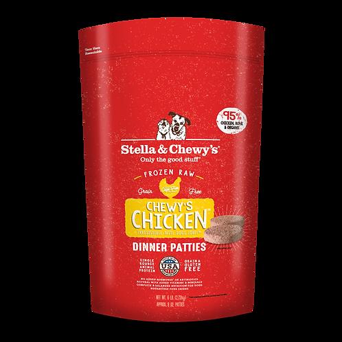 Stella & Chewy's Frozen Chicken Dinner Patties