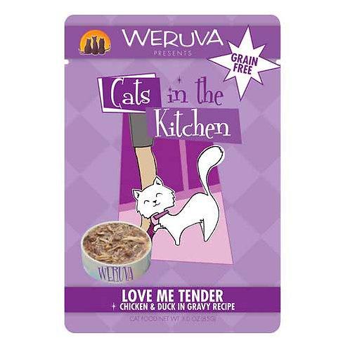 Weruva Cats in the Kitchen Love Me Tender