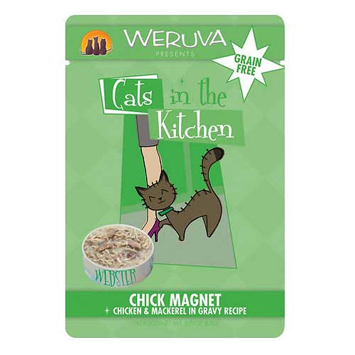 Weruva Cats in the Kitchen Chick Magnet