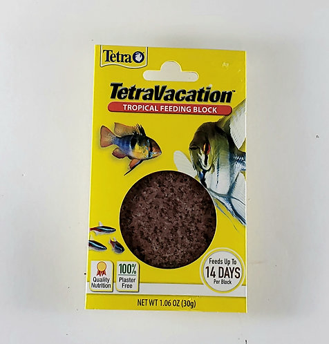 Tetra Vacation Food