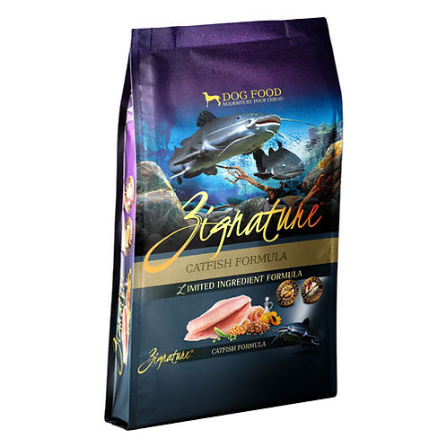 Zignature Limited Ingredient Catfish