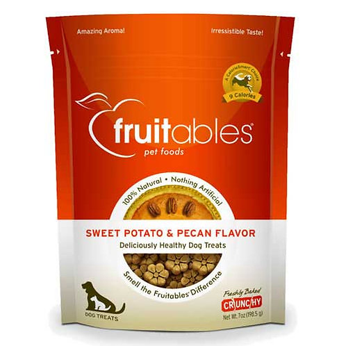 Fruitables Sweet Potato & Pecan Flavor 5oz