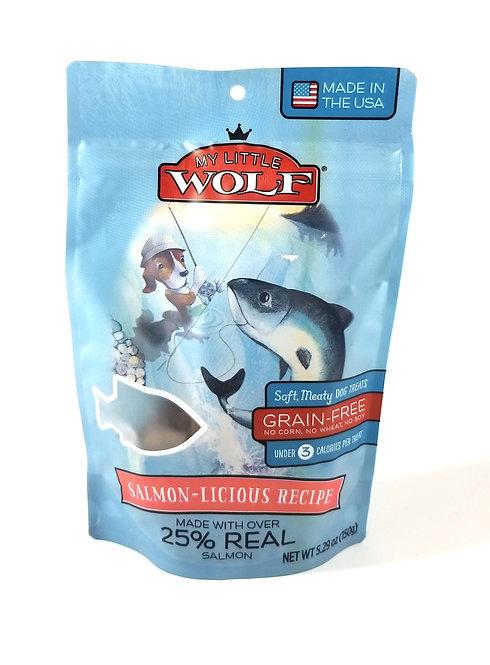 My Little Wolf Salmon-Licious Recipe