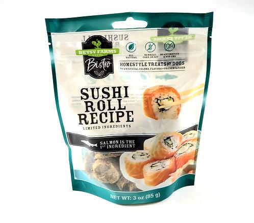 Betsy Farms Sushi Roll Jerky Recipe