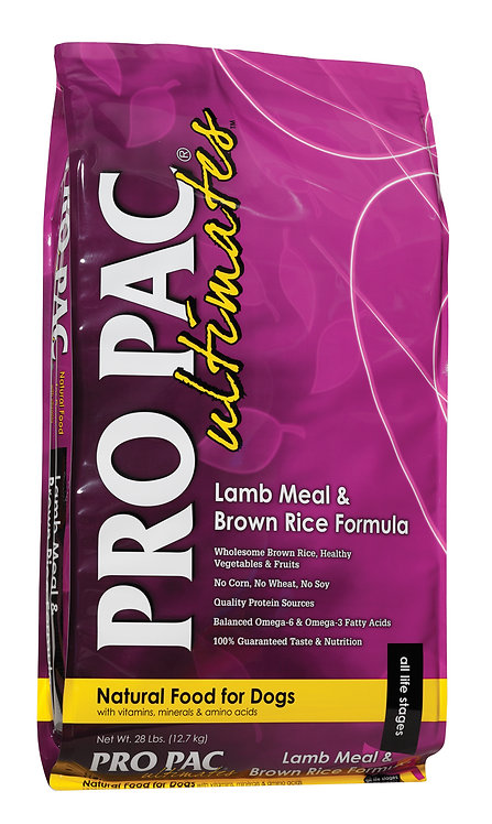 ProPac Lamb & Brown Rice