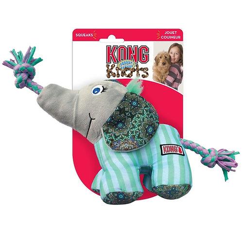 Kong Carnival Knots- Elephant