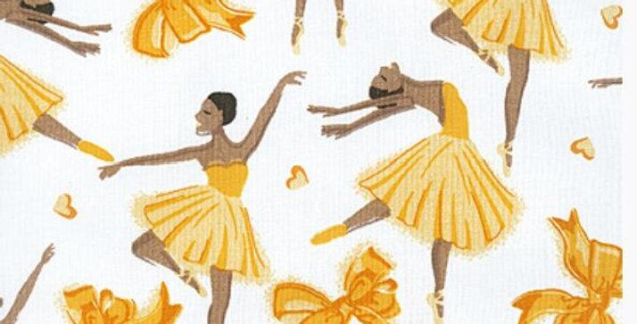 Ninho Baby - Bailarina Amarela