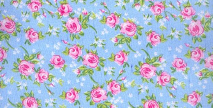 Ninho Baby - Floral Azul
