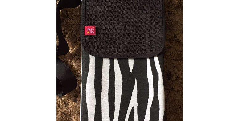 Tapete Impermeável Happy Zebra - Happy Day