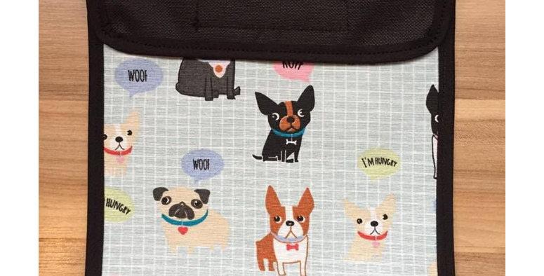 Bolsinha Impermeável Happy Dogs - Happy Day