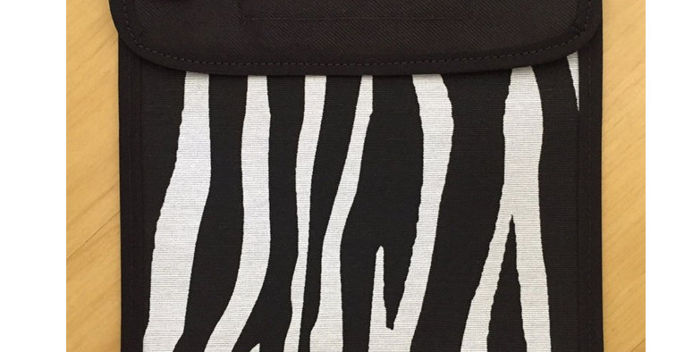 Bolsinha Impermeável Happy Zebra - Happy Day