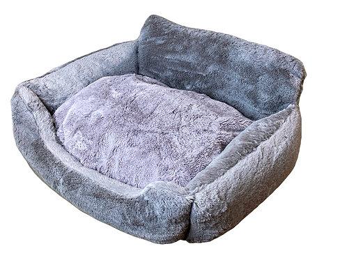 Canapé en fourrure