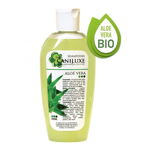 Shampoing Caniluxe Aloe Vera Bio