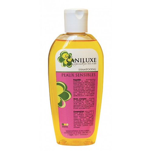 Shampoing Caniluxe Peaux Sensibles