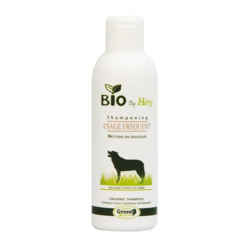 Shampoing Bio by HÉRY Usage fréquent