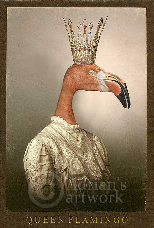 Queen Flamingo