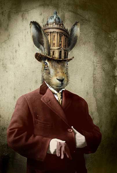 The Bodleian Hare