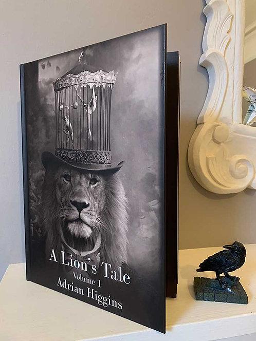 'A Lion's Tale' Volume 1