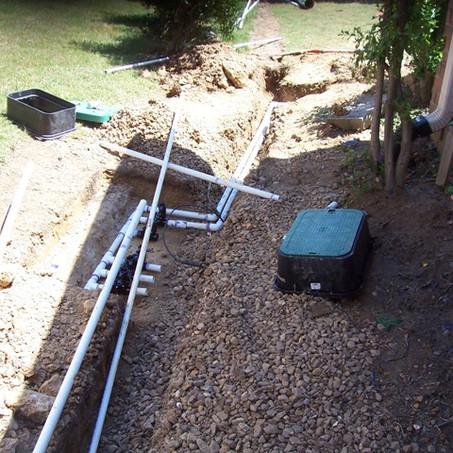 Irrigation Install