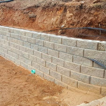 Retainign Wall