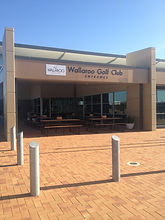 Wallaroo Golf Club - Entrance