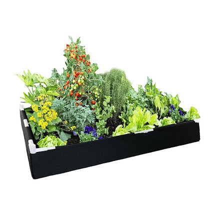 Garden Raised Container Garden Bed Including Support Structure Eco-Friendly