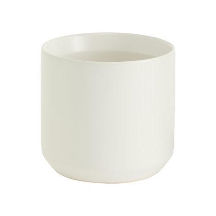 Cool White Pot