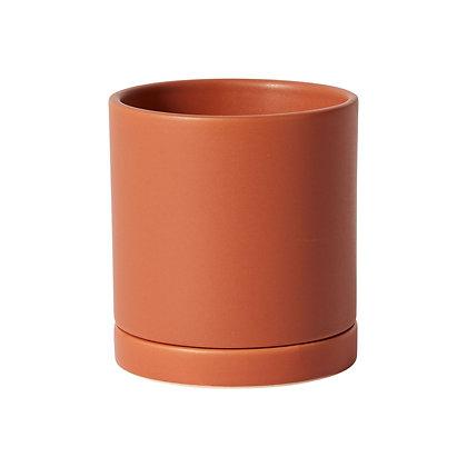 "Balance Pot in Terra Cotta Small (4"")"