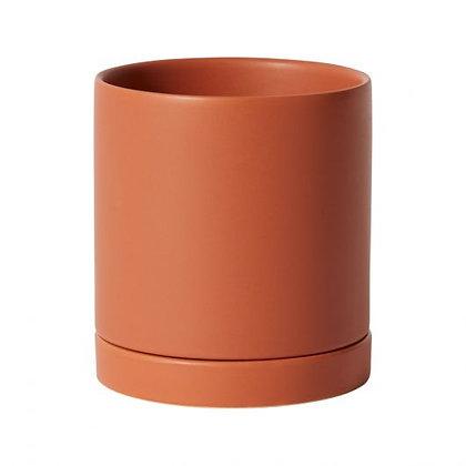 Balance Pot in Terra Cotta Medium