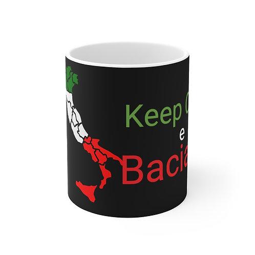 Keep Calm e Baciami!