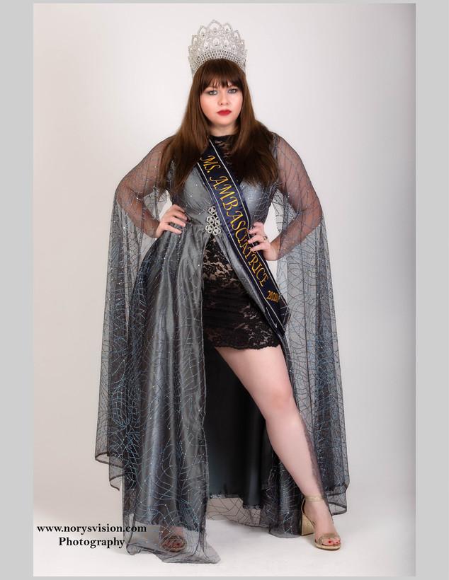 Fantasia Veneziana Ms. Ambassador 2020 Stars Web TV