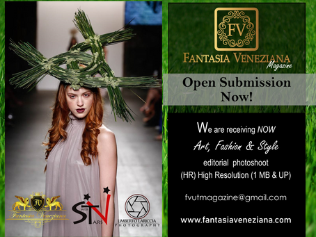 Magazine Submission Open Now