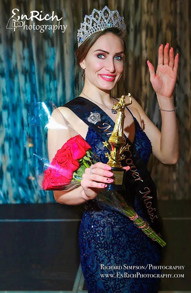 Ms. Cover Model 2018/19 Zhanna Victorya