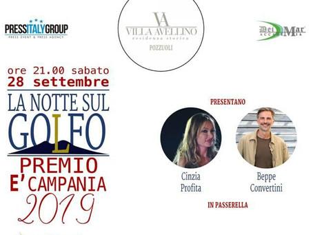 The night at Gulf-Awards and Campania 2019
