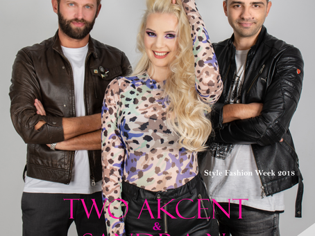 """TWO"" Akcent Band"
