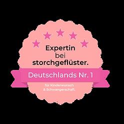 Empfehlung Storchgeflüster Expertin.png