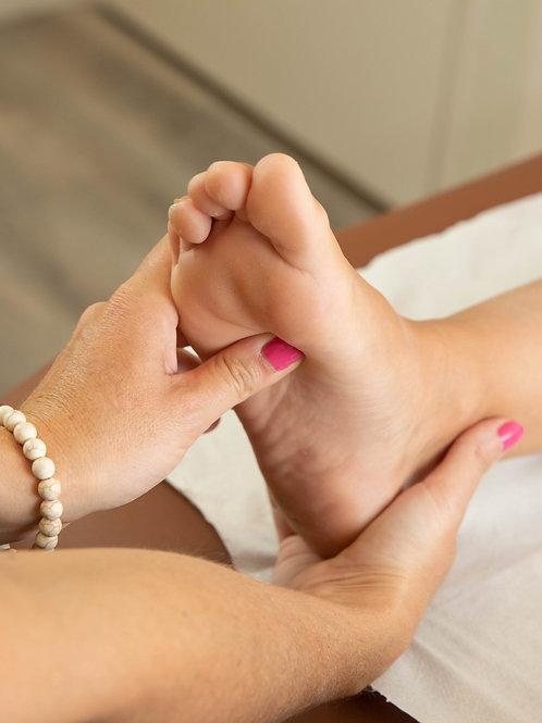 Massage des pieds Soku Shindo