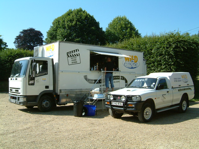 film catering van