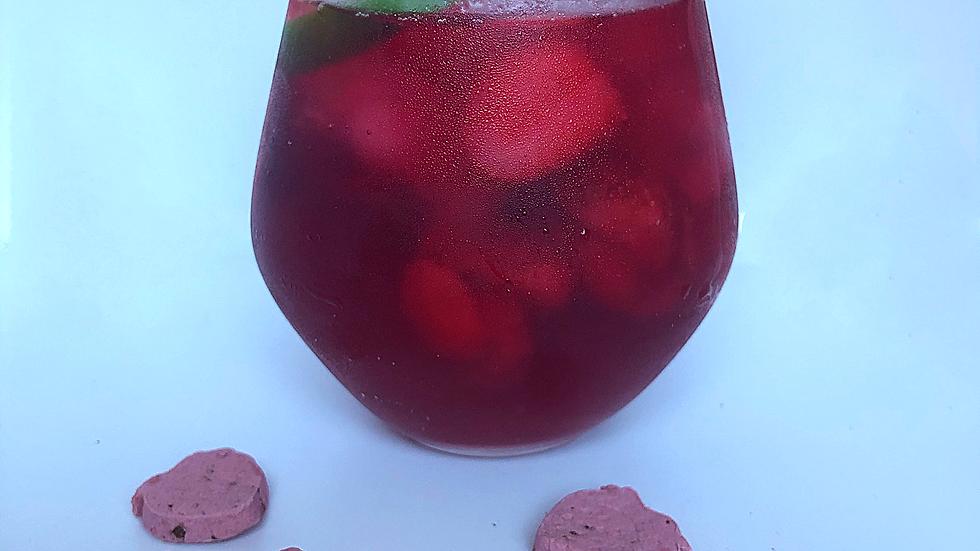 Strawberry Fruit Punch